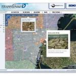 Detroit Metro Asset Map Using Virtual Earth/Bing Maps