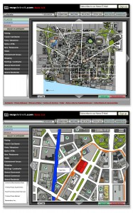 Map Detroit Flash Mapping and Kiosk System