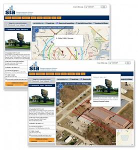 Real Estate Investment Advisors Map